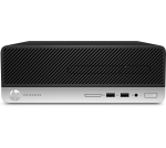 HP ProDesk 400 G6 9th gen Intel® Core™ i7 i7-9700 16 GB DDR4-SDRAM 512 GB SSD Zwart SFF PC